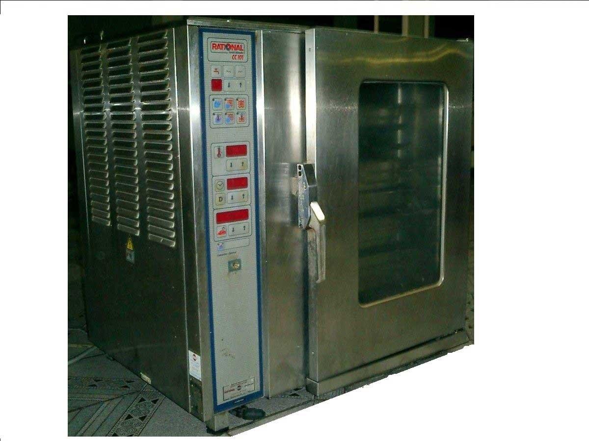 Fornos Combinados Usados Pinheir O Cozinhas