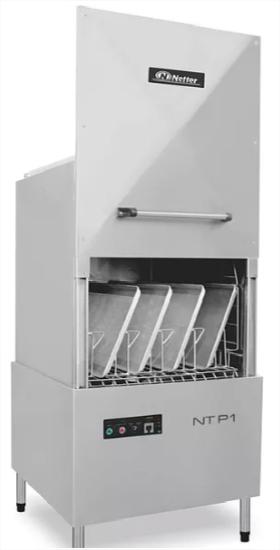 Lavadora de Utensílios de Panificação - P1