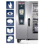 Forno combinado rational selfcooking center 5 senses